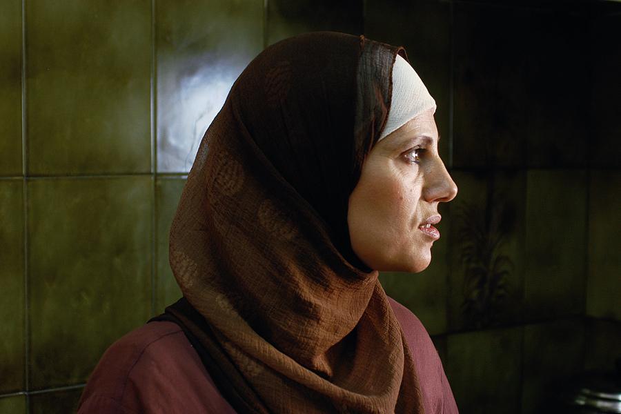 Untitled (Yafi'aa) 2006, 110 x 88 cm