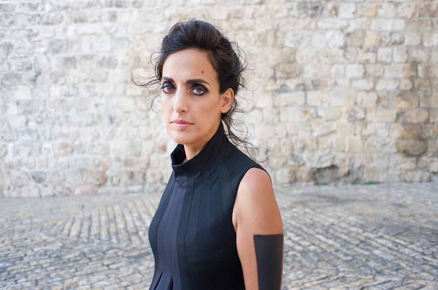 Victoria Hanna (Brunette), Jerusalem 2013