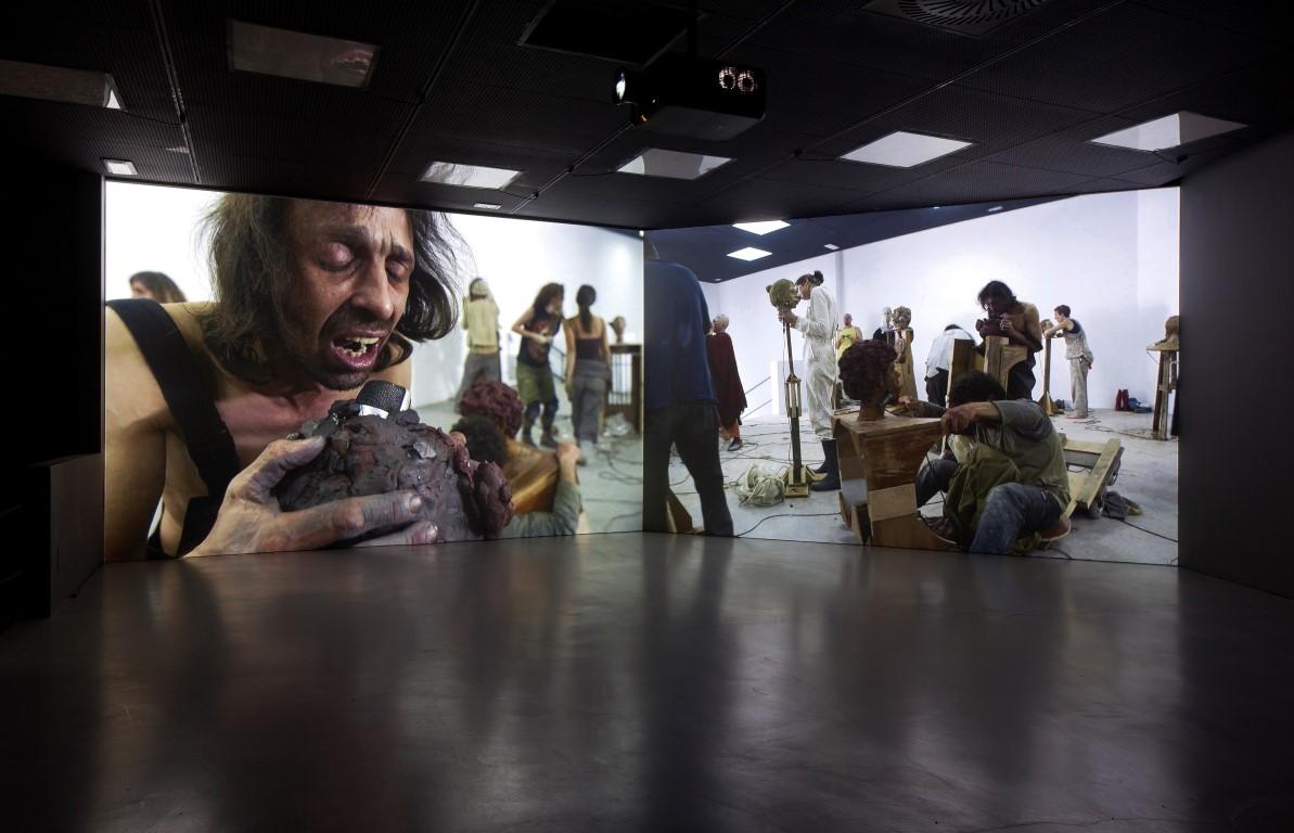 Gilad Ratman_Venice Biennale 2013 (Credit Elad Sarig) (8) (Medium)