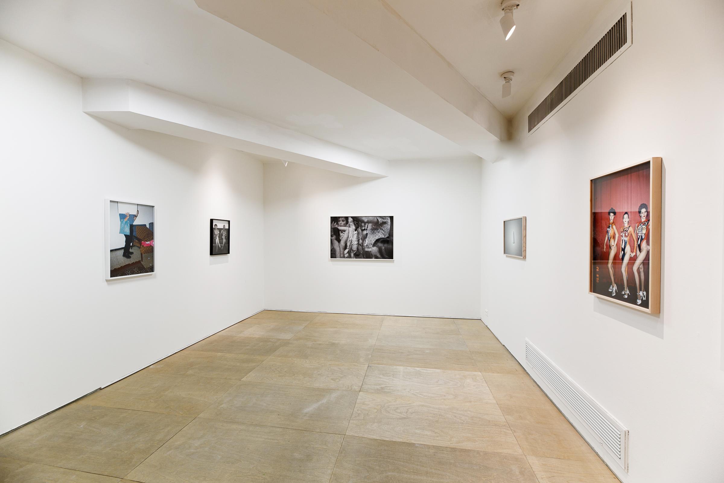 Anna Yam, Olympus, Installation view, Ashdod Art Museum, 2019. Photo by Dafna Gazit
