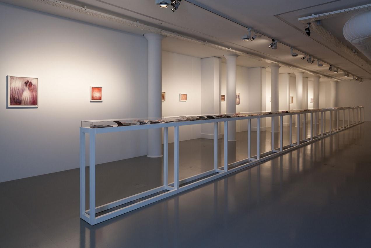 Bracha L. Ettinger_Istanbul Biennial_Installation Pics