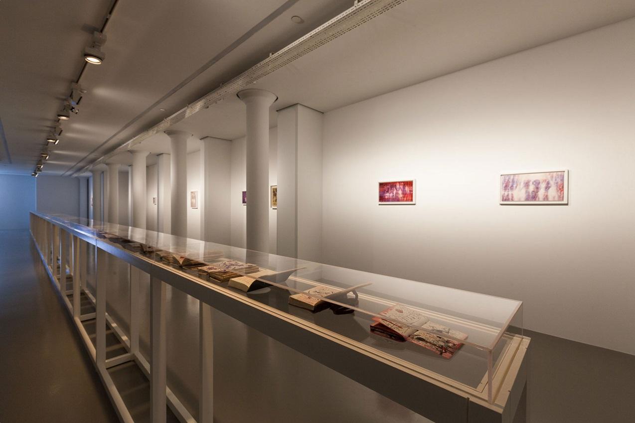 Bracha L. Ettinger_Istanbul Biennial_Installation Pics2