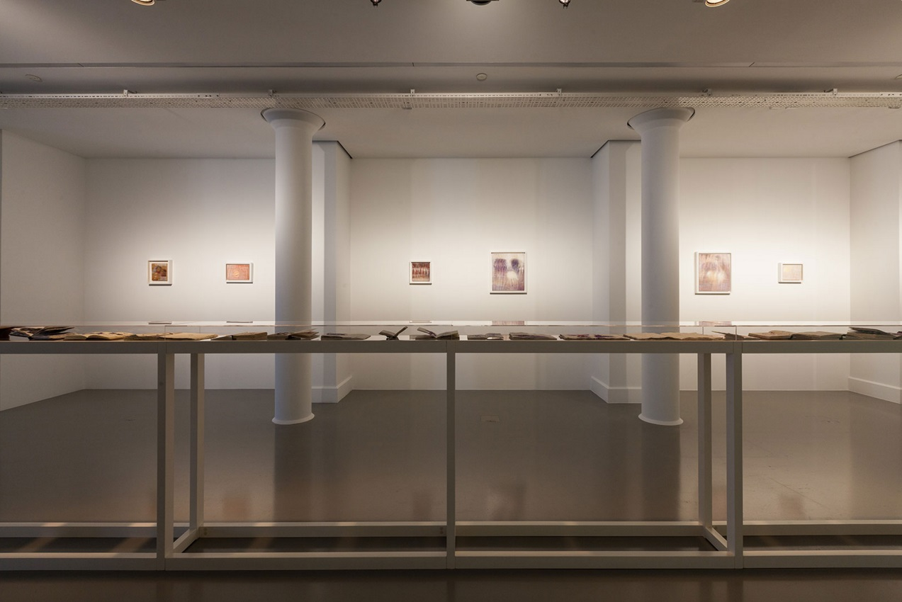 Bracha L. Ettinger_Istanbul Biennial_Installation Pics4
