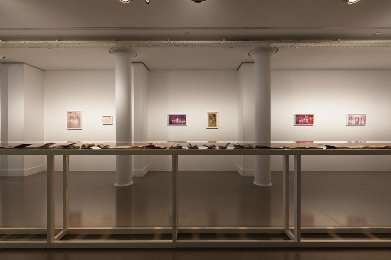Bracha L. Ettinger_Istanbul Biennial_Installation Pics5