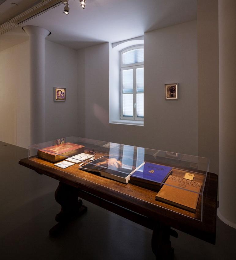 Bracha L. Ettinger_Istanbul Biennial_Installation Pics9