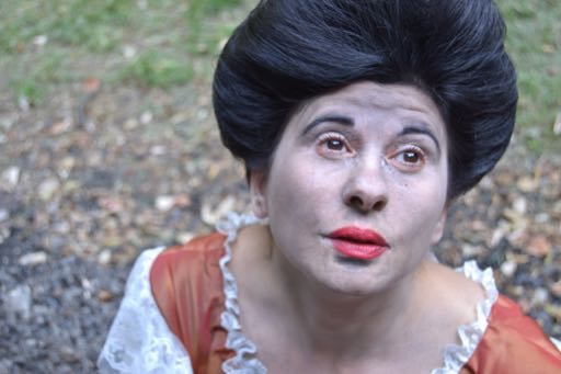 Nezaket Ekici, Mélange, 2014, video performance, 8:08 mins