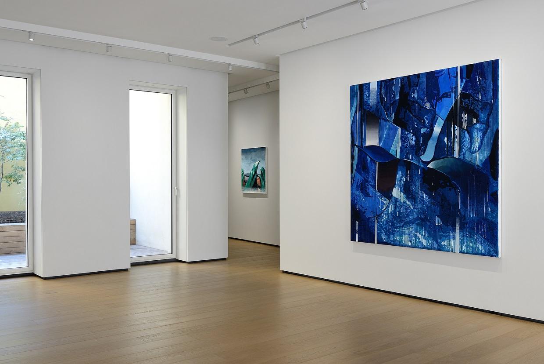 Oren Eliav, Mount Zero, 2020, installation view 'Crossing' (Second Floor), BUILDING, Milan