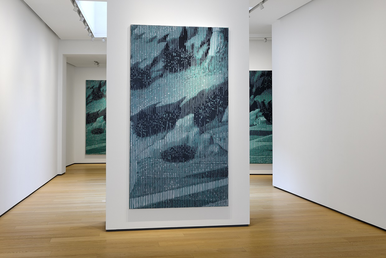 Oren Eliav, Mount Zero, 2020, installation view 'Foot of the Mountain' (Entrance Floor), BUILDING, Milan
