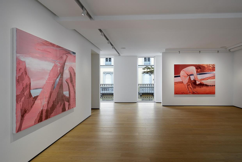 Oren Eliav, Mount Zero, 2020, installation view 'Equalizer' (Top Floor), BUILDING, Milan