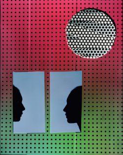 Hannah Whitaker, Faces, 2019, archival pigment print, 53.3x38.1 cm